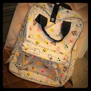 Emojis backpack